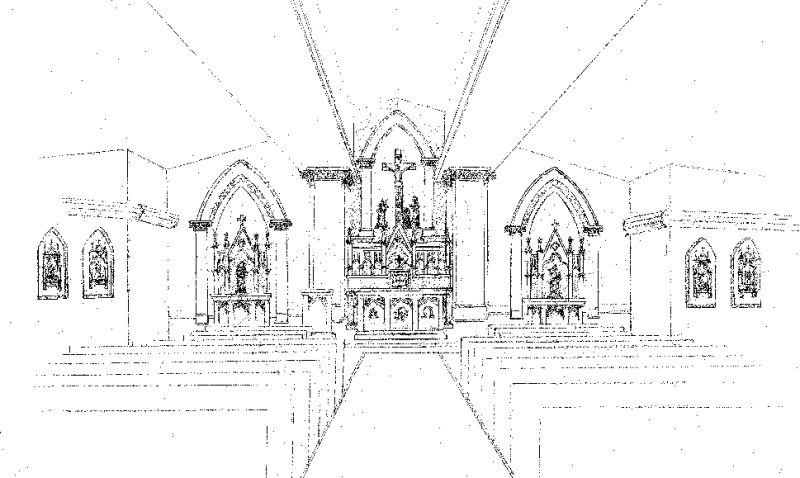 Sanctuary Sketch